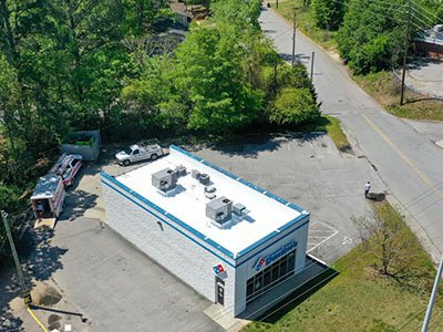 commercial roofing contractor wilmington nc